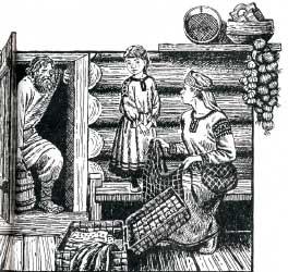 Иллюстрация из книги В.Семеновой - Мы славяне!